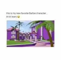 Barbie, Emoji, and Memes: this is my new favorite Barbie character ..  im in tears Your second emoji is your reaction🍉