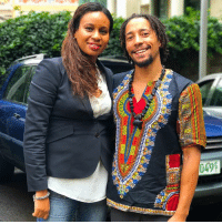 Memes, Vegan, and Work: This is my vegan sister @titi6y she has been looking after me while I have been in Ethiopia, sorting out drama in Kinshasa. Honestly this humanitarian work isn't all smiles and fun! She manages @abccarrentethiopia which does historic tours of Addis Ababa (meaning new flower) and their staff speak English, Amharic, French and many other languages. If you want to come to Addis and need to get around and a translator, hit up them, follow their page. Support African businesses ❤️🖤💚