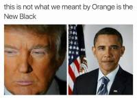 Orange Is the New Black: this is not what we meant by Orange is the  New Black