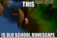 THIS  IS OLD SCHOOL RUNESCAPE ~Thor