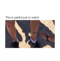 Watch, This, and This Is: This is painful just to watch Ouch!