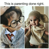 Memes, 🤖, and Yes: This is parenting done right.  G.HanryPotterring Yes!!- - Check out my other recent also tag a potterhead