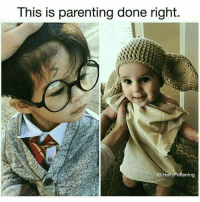 Memes, 🤖, and Potter: This is parenting done right.  IGH  Potterring