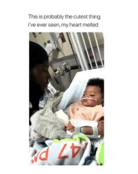 Memes, Videos, and Heart: This is probably the cutest thing  i've ever seen, my heart melted follow @comediic for more videos ✨✨