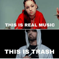 Music, Trash, and Dank Memes: THIS IS REAL MUSIC  THIS IS TRASH