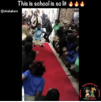 Lit, Love, and Memes: This is school is so lit  @chaka bars  FROBABIES If all schools were fun like this then nobody would bunk school ever! @frobabies Ron Clark Academy in ATL welcomed incoming 5th graders & their families like no other...... they turned the cafeteria tables into a dance floor, red carpet and all. Love how @mrronclark And his staff keep our youth motivated, encouraged and excited about education.