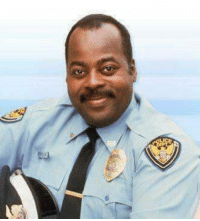 Christmas, Los Angeles, and How: This is Sgt. Al Powell. He was integral in stopping a terrorist attack in Los Angeles at Nakatomi Plaza on Christmas in 1988.  How many of you will share to honor his heroism?