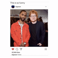 was I the only one thinking of the victorious scene? 😂😭 swipe to see it: This is so funny  bigsean  87,958 likes  bigsean Twins was I the only one thinking of the victorious scene? 😂😭 swipe to see it
