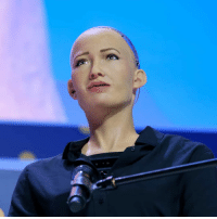 "Memes, Saudi Arabia, and World: This is Sophia. Sophia became the first robot in the world recognized as a full citizen when she was granted that status by Saudi Arabia in October 2017. ""I am very honored and proud for this unique distinction. This is historical to be the first robot in the world to be recognized with a citizenship,"" said the A.I., who was designed by Hanson Robotics to resemble actress Audrey Hepburn. DO YOU WELCOME SOPHIA, OR DOES THIS MAKE YOU FEAR THE SINGULARITY? 📷 Depositphotos ai sophia saudiarabia robot"