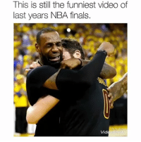 Cavs, Finals, and Funny: This is still the funniest video of  last years NBA finals.  Vid Memes boutta be lit😂😂 NbaFinals Cavs Warriors