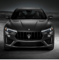 This is the 582bhp Ferrari V8 powered Maserati Levante Trofeo! It's got a 3.8-litre twin-turbo V8 similar to what you'll find in the Ferrari Portofino except that it has a crossplane crankshaft. It's a little slower than the Stelvio Quadrifoglio to 62mph at 3.9 seconds but it trumps the Alfa in the top speed rankings: it'll top out at over 186mph 😱💨. Read more over on @carthrottlenews 🙌🏻: This is the 582bhp Ferrari V8 powered Maserati Levante Trofeo! It's got a 3.8-litre twin-turbo V8 similar to what you'll find in the Ferrari Portofino except that it has a crossplane crankshaft. It's a little slower than the Stelvio Quadrifoglio to 62mph at 3.9 seconds but it trumps the Alfa in the top speed rankings: it'll top out at over 186mph 😱💨. Read more over on @carthrottlenews 🙌🏻