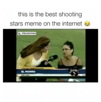 ⠀ 🌱I'm Done! 😂: this is the best shooting  stars meme on the internet  ig: eabestvines ⠀ 🌱I'm Done! 😂