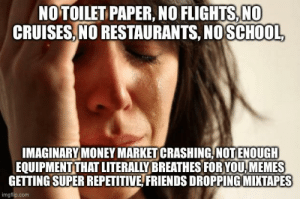 This is the biggest outbreak of First world problems ever: This is the biggest outbreak of First world problems ever