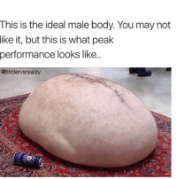 Follow @tindervsreality 🔥🙌 dope page: This is the ideal male body. You may not  like it, but this is what peak  performance looks like  @tindervsreality Follow @tindervsreality 🔥🙌 dope page