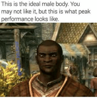 Skyrim, Snapchat, and Twitter: This is the ideal male body. You  may not like it, but this is what peak  performance looks like QOTP: What NPCs do you usually end up killing at some point in a Skyrim play through? ~ Repost from @bigboy_belethor ~ Accounts: - Other TES IG: @tundraofskyrim - Twitter: skyrim_dragon_ - Snapchat: cocoachicken - YouTube: Link in bio. - Personal: @holly_rowlands_ • tes elderscrolls theelderscrolls elderscrollsv theelderscrollsv elderscrollsonline eso tamriel skyrim skyrimmeme skyrimmemes gaming game games rpg dovahkiin Dragonborn Bethesda dragon dragons whiterun nazeem clouddistrict doyougettotheclouddistrictveryoften keithsilverstein tinysmile