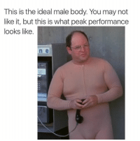 dat bulk  -edmin: This is the ideal male body. You may not  like it, but this is what peak performance  looks like dat bulk  -edmin