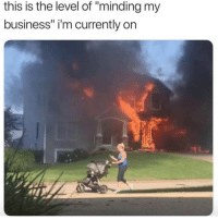 """Be Like, Memes, and Business: this is the level of """"minding my  business"""" i'm currently on It gotta be like that sometimes. 😂🤣"""