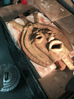 This Is the Mask of Dagoth Ur From the Elder Scrolls ...