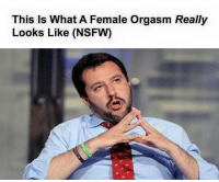 NSFW: This Is What A Female Orgasm Really  Looks Like (NSFW)