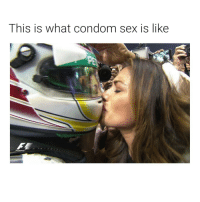 "Condom, Good Pussy, and Pussy: This is what condom sex is like Women that follow me often ask what me what qualifies as ""good pussy"". Well if you can make me bust within 70 strokes of riding me while I'm wearin a condom, yo pussy is top tier."