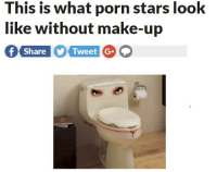 Porn, Porn Stars, and Stars: This is what porn stars look  like without make-up  hare  Tweet 【G+ https://t.co/RWrIvSBdJd