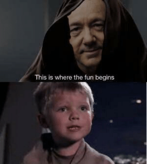 This is where the fun begins | Kevin Spacey Sexual Assault ...: This is where the fun begins This is where the fun begins | Kevin Spacey Sexual Assault ...