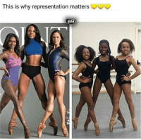 Black Lives Matter, Memes, and Black: This is why representation matters  BM  GE The power of representation and black excellence!✊ BlackMattersUS BlackExcellence BM BlackKnowledge black blacklove african africanamerican blacklivesmatter BlackPower ProBlack BlackEmpowerment BlackIsBeautiful StayWoke repost from @blackmattersus