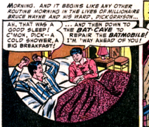 This is why the Comics Code Authority was a thing: This is why the Comics Code Authority was a thing