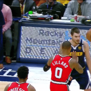 "This is why Will Barton's nickname is ""Will The Thrill""   #MileHighBasketball   https://t.co/AfLYPP299I: This is why Will Barton's nickname is ""Will The Thrill""   #MileHighBasketball   https://t.co/AfLYPP299I"