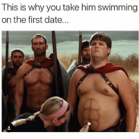 Don't be fooled people! | 👉 follow @x__antisocial_butterfly__x for the best memes: This is why you take him swimming  on the first date... Don't be fooled people! | 👉 follow @x__antisocial_butterfly__x for the best memes