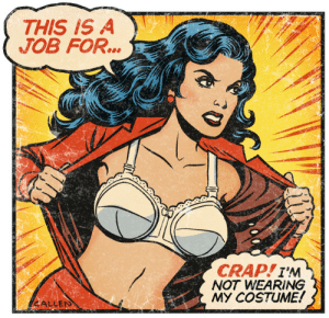 Funny, Superman, and Tumblr: THIS ISA  JOB FOR...  CRAP!I'M  NOT WEARING  MY COSTUME!  CALLEN best-of-funny:   The Superman one they did is even funnier.   X