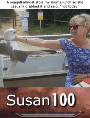 This isn't even Susan's final form: This isn't even Susan's final form
