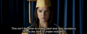Time, Decisions, and Mistakes: This isn't the time to make hard and fast decisions.  This is the time to make mistakes. https://iglovequotes.net