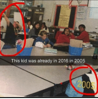 THIS FUCKING KID INVENTED DABBING AND DEMANDS ROYALTIES FROM ALL YOU BITERS YES YOU @cameron1newton: This kid was already in 2016 in 2005  2005 THIS FUCKING KID INVENTED DABBING AND DEMANDS ROYALTIES FROM ALL YOU BITERS YES YOU @cameron1newton