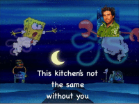 Just a greasy spoon: This kitchens not  the same  without you  ChuM Just a greasy spoon
