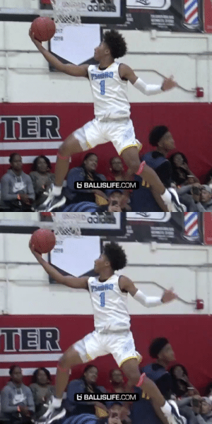 This layup by freshman Mikey Williams 👀👀 https://t.co/28wEDF7USH: This layup by freshman Mikey Williams 👀👀 https://t.co/28wEDF7USH