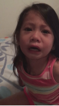 this little girl thought her sister was dying, because she was on her period 😂😭: this little girl thought her sister was dying, because she was on her period 😂😭