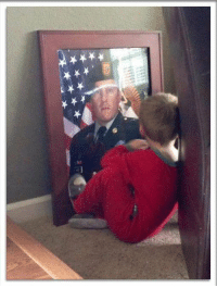 Memes, Time, and 🤖: This little guy is spending time with his fallen father. https://t.co/XG2ycpo7WL
