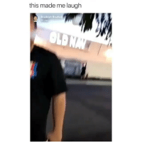 Funny, Wtf, and Day: this made me laugh  Braddah Bradle Wtf clip of the day😂💀