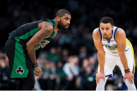 Ast, Pts, and This: This matchup always delivers.  Steph: 24 PTS, 6-12 3PT, W Kyrie: 32 PTS, 10 AST, 6 REB