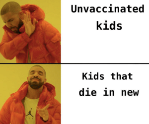 This meme is unvaccinated: This meme is unvaccinated