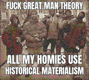 This meme was made by dialectical materialism gang: This meme was made by dialectical materialism gang