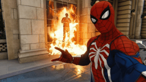 This new Spider-man is a little dark: This new Spider-man is a little dark