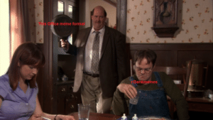 Hi my name is Kevin Malone: This Office meme format  TIDankmemes Hi my name is Kevin Malone