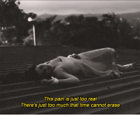 [cr] Evanescence - My Immortal: This pain is just too real  There's just too much that time cannot erase [cr] Evanescence - My Immortal