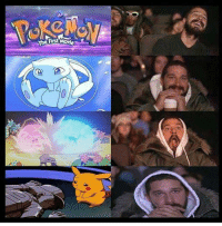 Anime, Charmander, and Cute: This perfectly sums up my reaction to Pokemon The First Movie … the most emotionally intense 75 minutes of my life 😭 What was your reaction to the movie? 👀 - Sent in by FunnyPokemonAmbassador @Boyperfekt ! Thanks! ___________ pokemon nintendo anime 90s geek deviantart cute charmander comics pikachu meme playstation dankmemes pokemoncards followme gamer charizard pokemontcg dank pokemongo naruto friend lol disney nintendoswitch switch