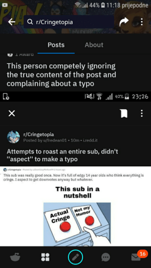 This person complaining about a person that complained about a person: This person complaining about a person that complained about a person