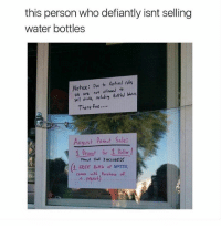 English is defiantly unbeknownst to you @savagememesss: this person who defiantly isnt selling  water bottles  we are not alleved to  Sell driaks, inc luding Bottld Waec  There fre....  August Peanut Sale:  fDeller  eanu  Peanut Shell INCLUOED!  FREE Batlh of WATER  comes ith, Purchase of  a poanst English is defiantly unbeknownst to you @savagememesss