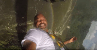 Will Smith, Uncle Phil, and Photo: This photo of Will Smith bungee jumping looks like Uncle Phil.
