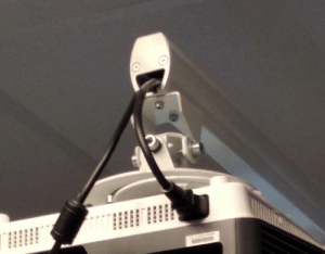 Happy, Faces-In-Things, and Job: This projector support is so happy to do his job https://t.co/g7M48z21Y9